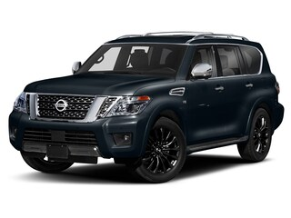 New 2020 Nissan Armada Platinum SUV for sale in Aurora, CO