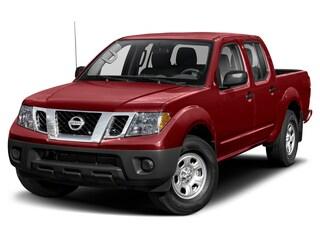 2020 Nissan Frontier S Crew Cab 4x4 Auto