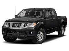 2020 Nissan Frontier Crew Cab 4x4 SV Auto Truck
