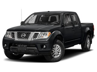 New 2020 Nissan Frontier SV Truck Crew Cab in Cheyenne, WY