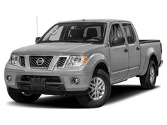 New 2020 Nissan Frontier SV Truck Crew Cab in Grand Junction