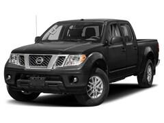 2020 Nissan Frontier Crew Cab 4x4 SV Auto Truck Crew Cab
