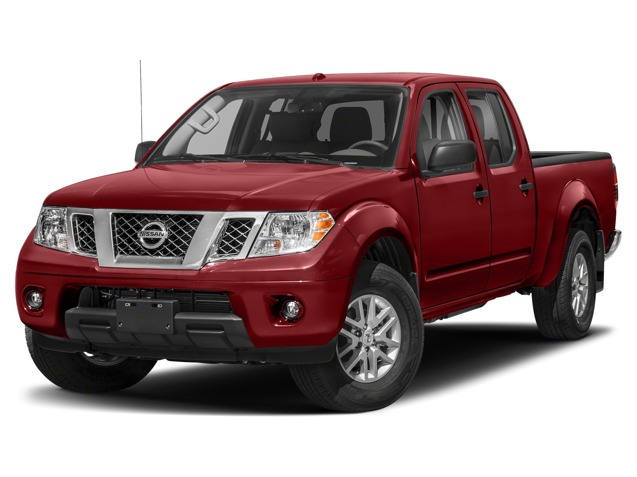 2020 Nissan Frontier Truck Crew Cab