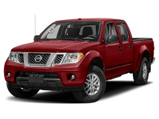 New 2020 Nissan Frontier SV Truck Crew Cab For sale in Eugene OR