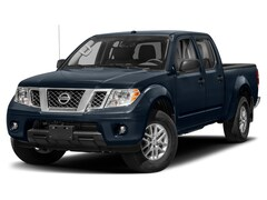 New 2020 Nissan Frontier SV Truck Crew Cab for sale in Flagstaff, AZ
