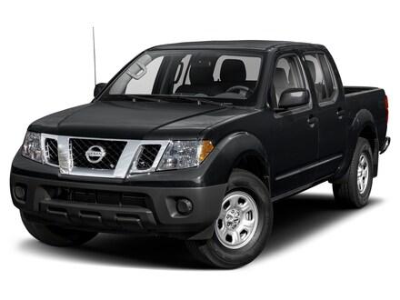 2020 Nissan Frontier PRO-4X Truck Crew Cab