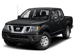 New 2020 Nissan Frontier PRO-4X Truck Crew Cab Hickory, North Carolina