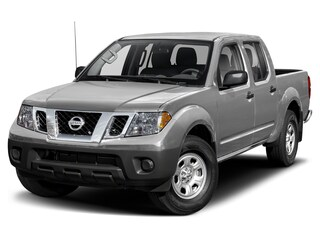 2020 Nissan Frontier PRO-4X Truck Crew Cab 1N6ED0EB9LN703038 17320N