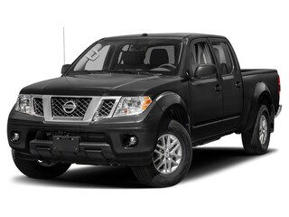 2020 Nissan Frontier Crew Cab 4x4 SV Auto Long Bed Truck Crew Cab