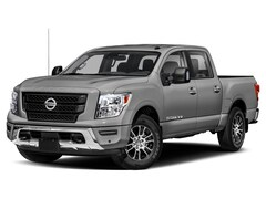 New Nissan 2020 Nissan Titan SV Truck Crew Cab for sale in Savannah, GA
