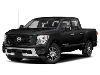 New 2020 Nissan Titan SV Truck Crew Cab for sale near you in Corona, CA