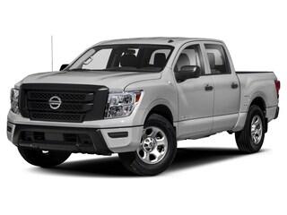 2020 Nissan Titan S Truck Crew Cab