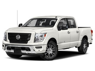 new 2020 Nissan Titan SV Truck Crew Cab 1N6AA1EC7LN512224 for sale in Lakewood CO