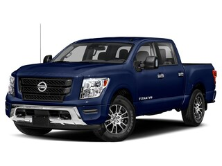 New 2020 Nissan Titan SV Truck Crew Cab for sale in Aurora, CO