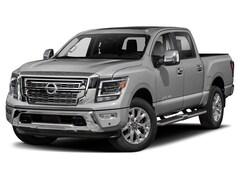 2020 Nissan Titan SL Truck Crew Cab
