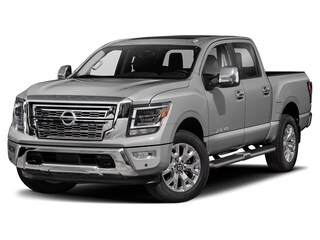 New 2020 Nissan Titan SL Truck Crew Cab 1N6AA1ED3LN507532 For Sale in Aurora, CO