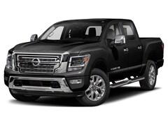 2020 Nissan Titan SL Truck