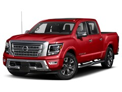 New 2020 Nissan Titan Platinum Reserve Truck for sale in Tyler, TX