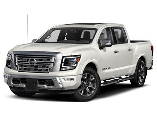 New and Used Trucks 2020 Nissan Titan Platinum Reserve Truck Crew Cab for sale near Fresno, CA