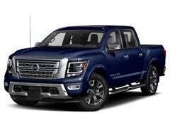 2020 Nissan Titan Platinum Reserve Truck Crew Cab