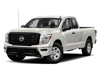 New 2020 Nissan Titan PRO-4X Truck King Cab Eugene, OR