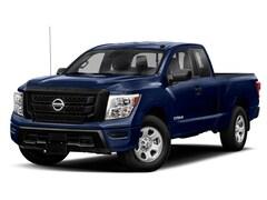 2020 Nissan Titan PRO-4X Truck King Cab