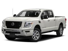 2020 Nissan Titan XD SL Truck Crew Cab [MRF, G-I, -E10, E10, C03, L93, J01, FL3, K14, QAB, -K14, B92, SG2]