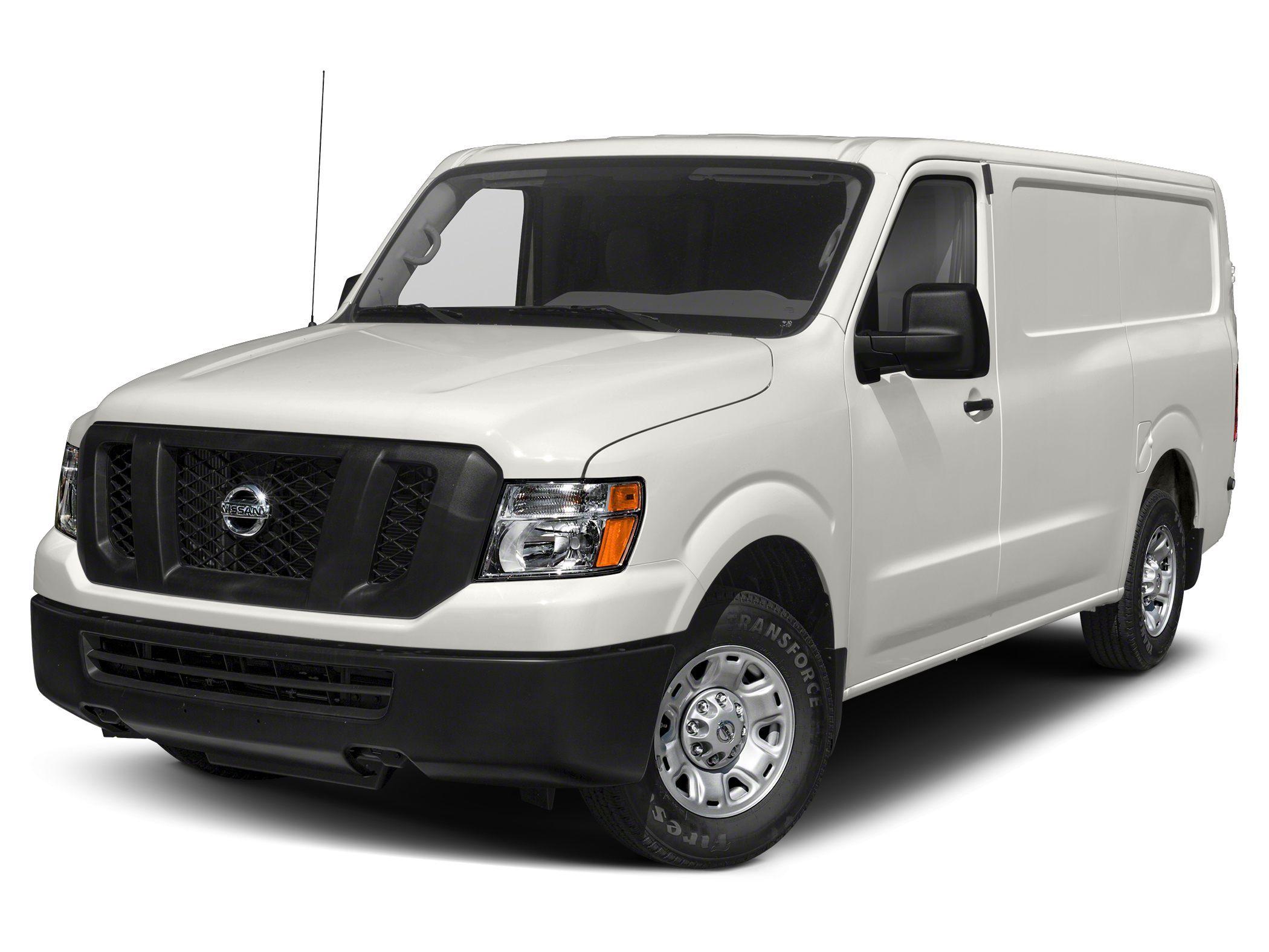 2020 Nissan NV Cargo NV2500 HD Van Cargo Van