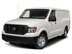 New 2020 Nissan NV Cargo NV2500 HD SV V8 Van Cargo Van Rear-wheel Drive in Williamsburg, VA