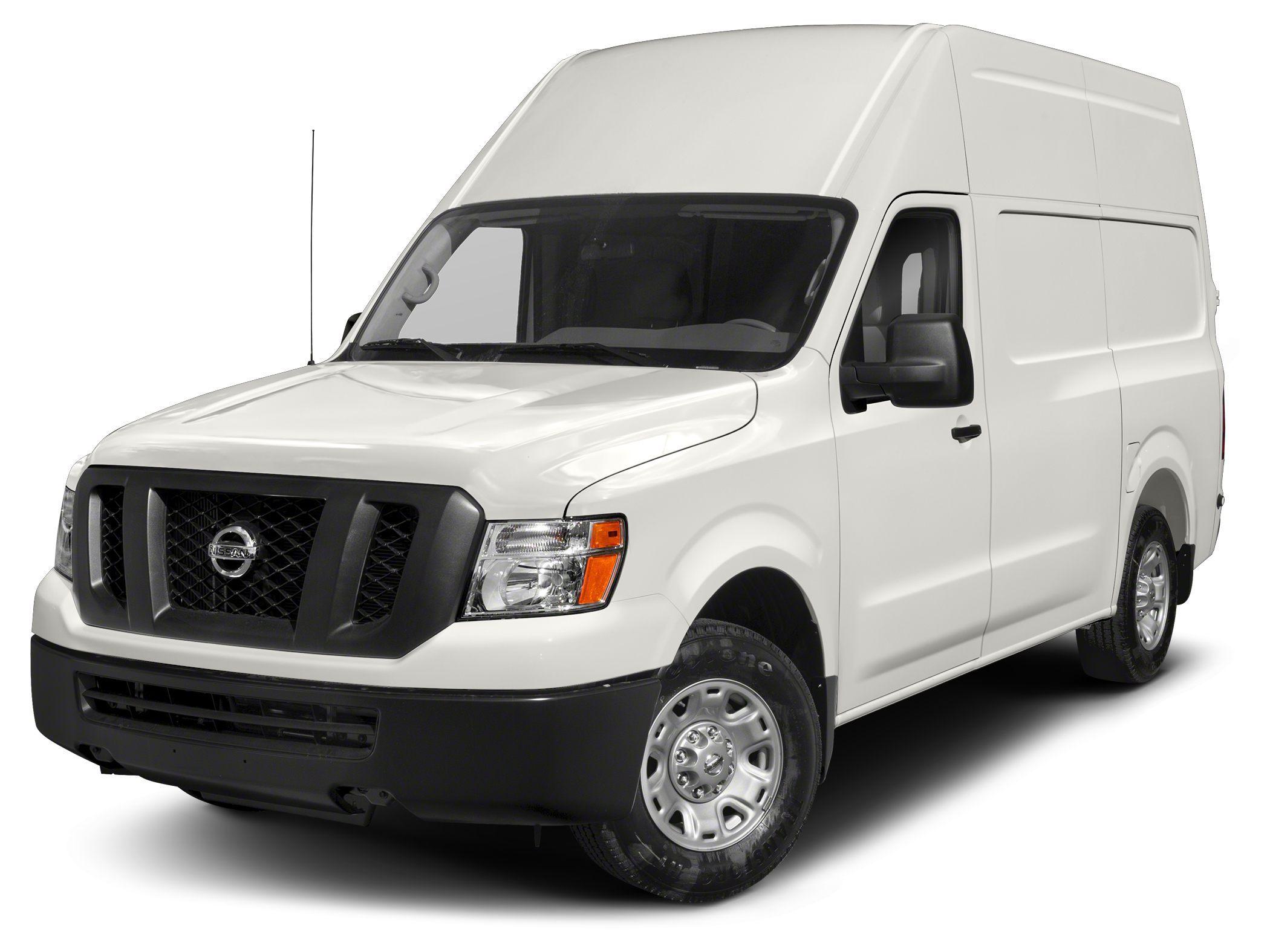 2020 Nissan NV Cargo NV2500 HD Van High Roof Cargo Van