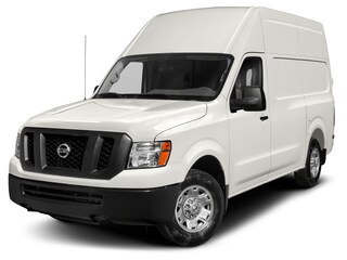 2020 Nissan NV Cargo NV2500 HD SV V8 Van High Roof Cargo Van