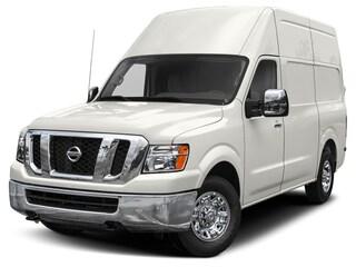 2020 Nissan NV Cargo NV3500 HD SL Van High Roof Cargo Van