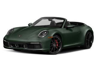 New 2020 Porsche 911 Carrera S Cabriolet for sale in Norwalk, CA at McKenna Porsche