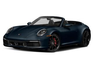New 2020 Porsche 911 Carrera Cabriolet for sale in Norwalk, CA at McKenna Porsche