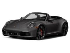 2020 Porsche 911 Carrera 4 Cabriolet