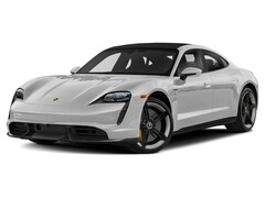 New 2020 Porsche Taycan Turbo Car Boston