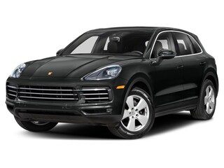New 2020 Porsche Cayenne Turbo SUV for sale in Norwalk, CA at McKenna Porsche