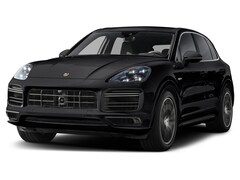 2020 Porsche Cayenne E-Hybrid Turbo S SUV