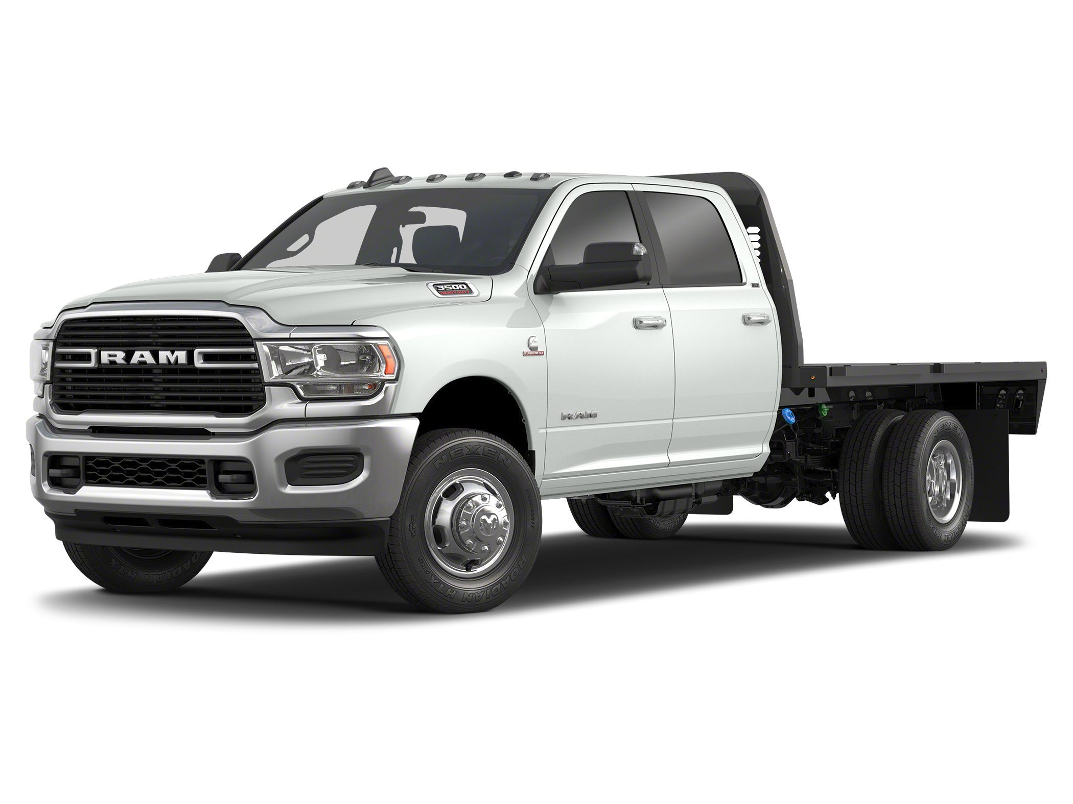 2020 Ram 3500 Chassis Crew Chassis Cab