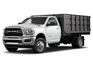 New 2020 Ram 3500 Chassis Cab 3500 SRW 10K GVWR TRADESMAN CHASSIS REGULAR CAB 4X Regular Cab 10K for sale in Cobleskill, NY