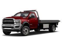 New 2020 Ram 5500 Chassis Cab 5500 TRADESMAN CHASSIS REGULAR CAB 4X4 60 CA Regular Cab for sale in Altoona PA