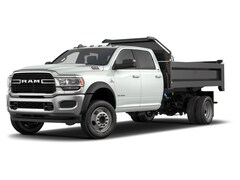 New 2020 Ram 5500 Chassis Cab Tradesman Crew Cab for sale near Charlotte, NC