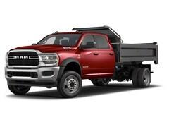 2020 Ram 5500 Chassis Trademan 84CA Truck Crew Cab