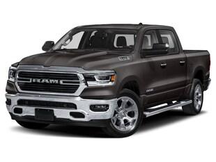 2020 Ram All-New 1500 BIG HORN CREW CAB 4X4 5'7 BOX Crew Cab