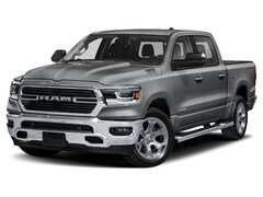 New Dodge Ram for sale 2020 Ram 1500 BIG HORN CREW CAB 4X4 5'7 BOX Crew Cab in Terre Haute, IN