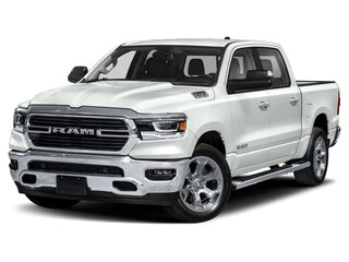 New 2020 Ram 1500 BIG HORN CREW CAB 4X4 5'7 BOX Crew Cab in Williamsville, NY