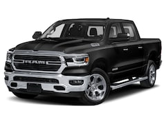 2020 Ram 1500 BIG HORN CREW CAB 4X4 5'7 BOX Crew Cab For Sale In Wisconsin Rapids, WI