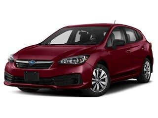 New 2020 Subaru Impreza Base Trim Level 5-door