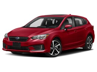 New  2020 Subaru Impreza Sport Hatchback 4S3GTAM67L3721347 for sale in Warren, PA