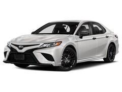 2020 Toyota Camry Nightshade Sedan 4T1G11AK6LU396834